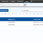 vTiger 6 Custom Module Listview