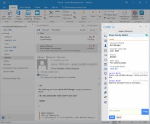 Outlook & VTiger Integration