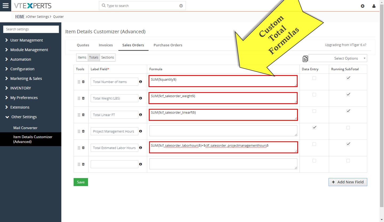 VTiger Item Details Customizer - totals3