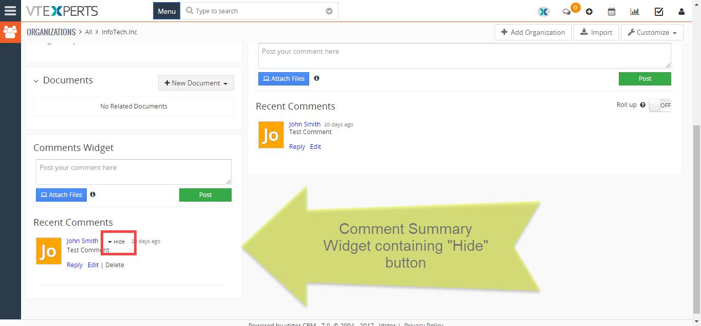 vtiger-extension-pack-premium-summary-widget-show-hide-comment