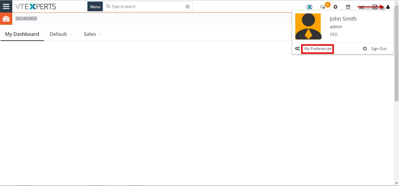 where to setup email signature 1