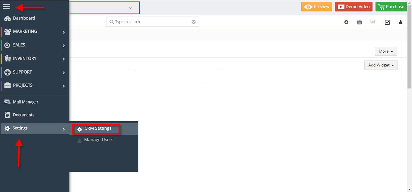 customize vtiger login page 1