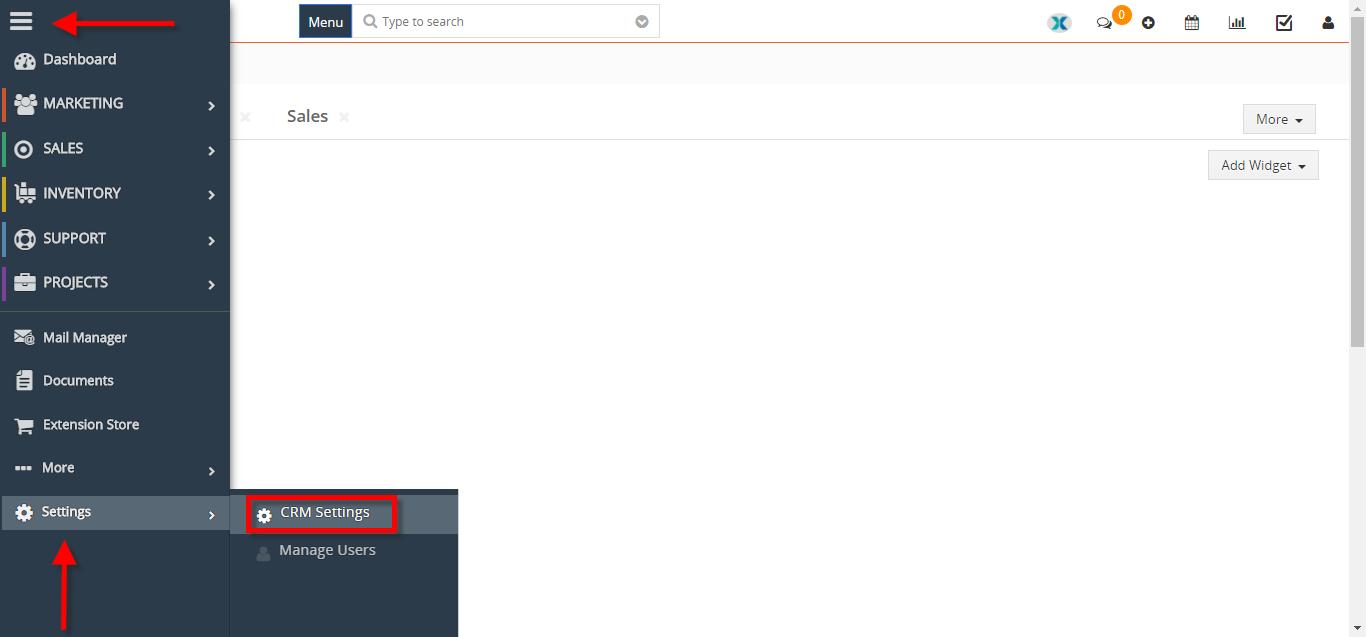 setup vtiger to start email in gmail outlook instead of built in vtiger popup 1