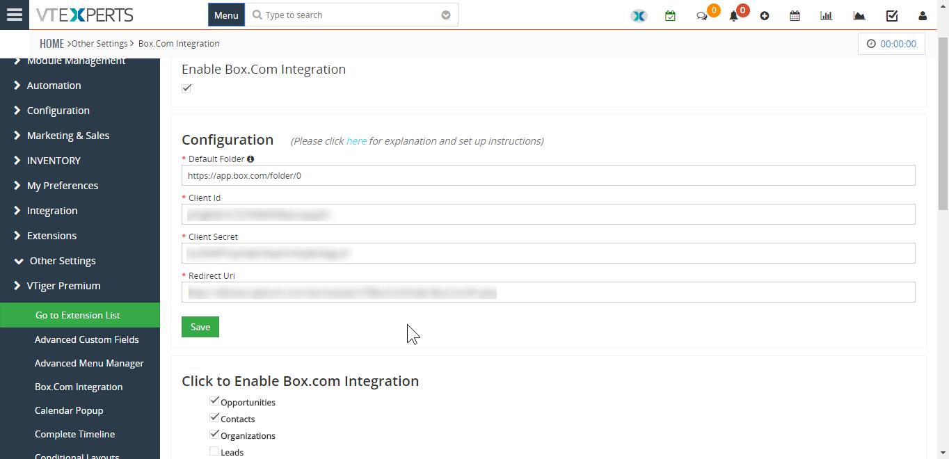 vtiger-7-premium-extension-pack-box-integration-configuration