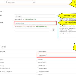 vTiger CRM Support - Professional, High Quality vTiger CRM Support