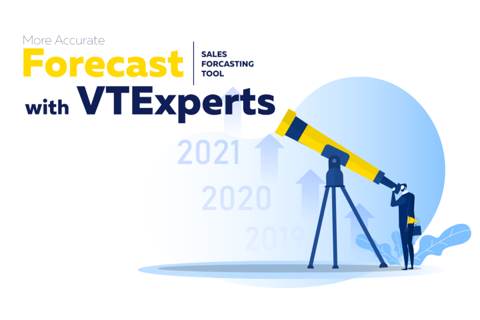 Forecasting Sales with VTExperts
