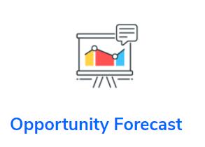 Forecast in Vtiger using VTExperts forecast extension