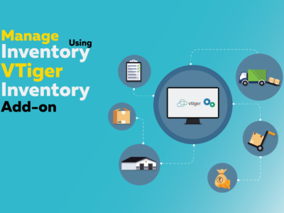 Inventory management in CRM