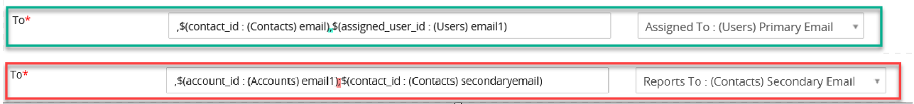 Troubleshooting Email Workflows in VTiger
